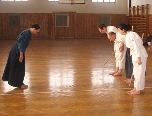 Exams Shinto Musor Ryu