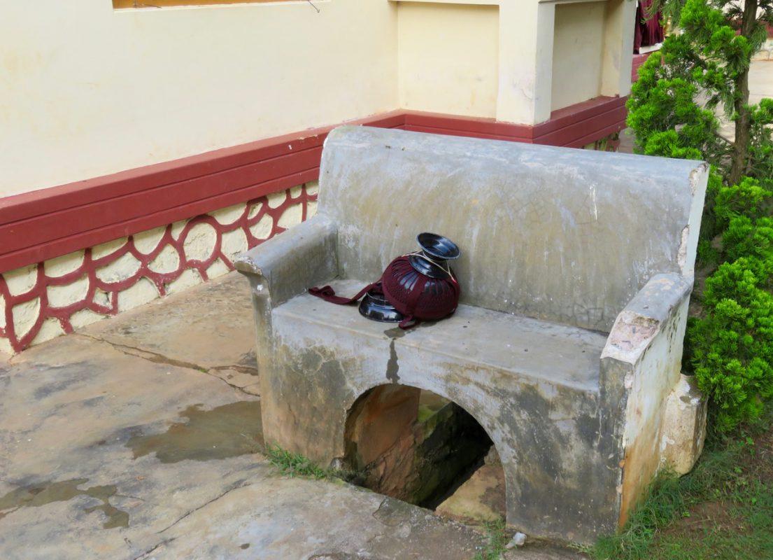 Kloster bei Pyin Oo Lwin