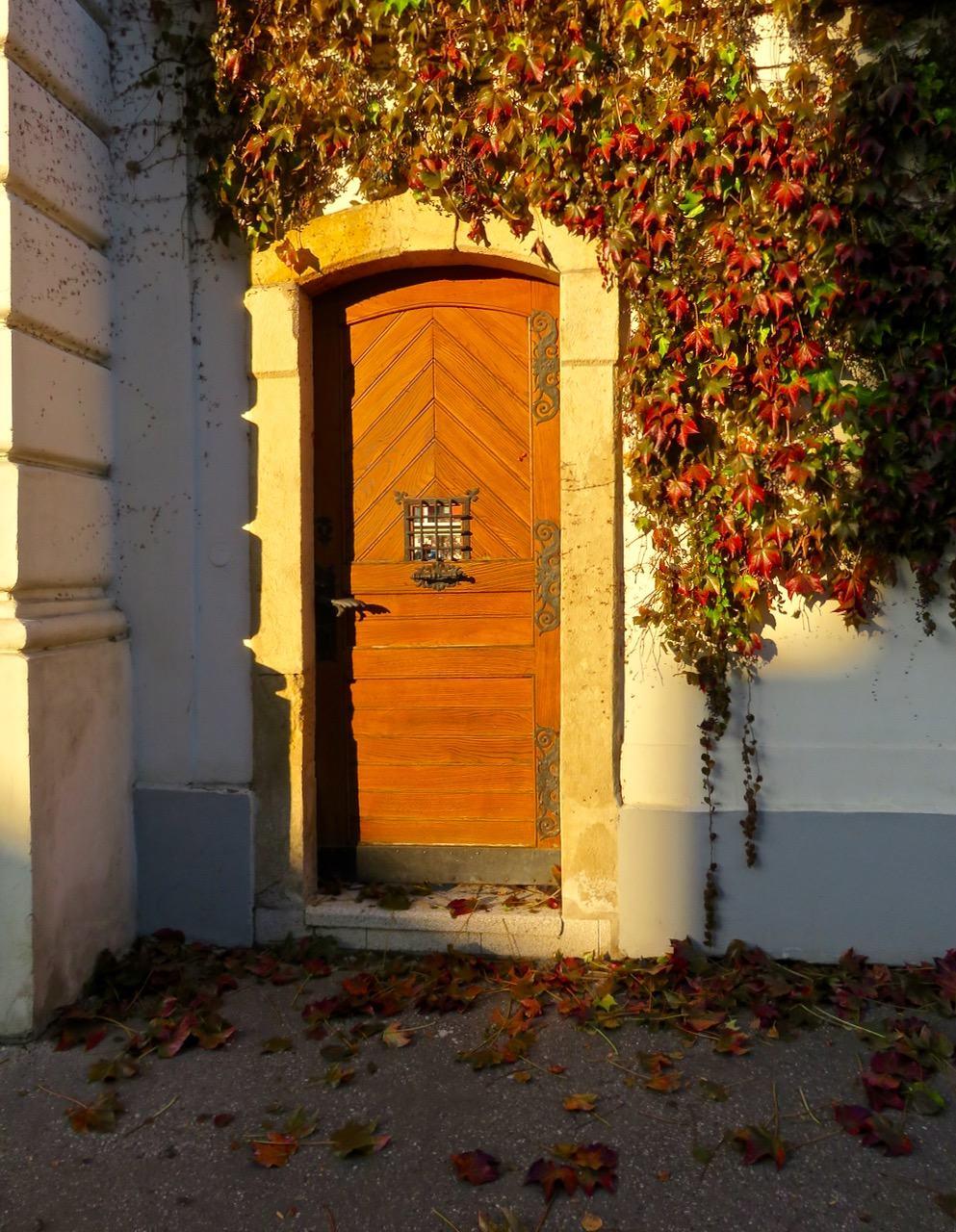Prag im Herbst - Tor