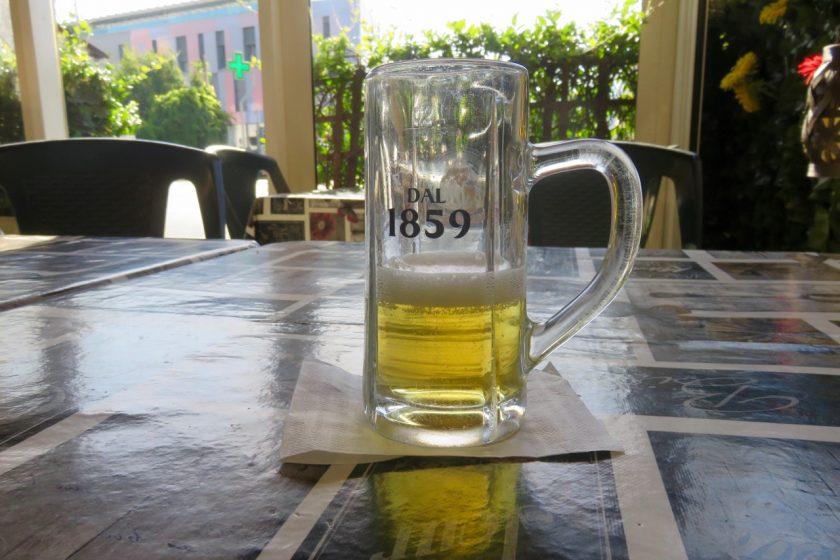 Bier in Pisa