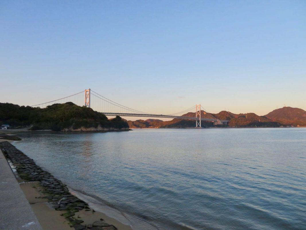 Innoshima, Brücke
