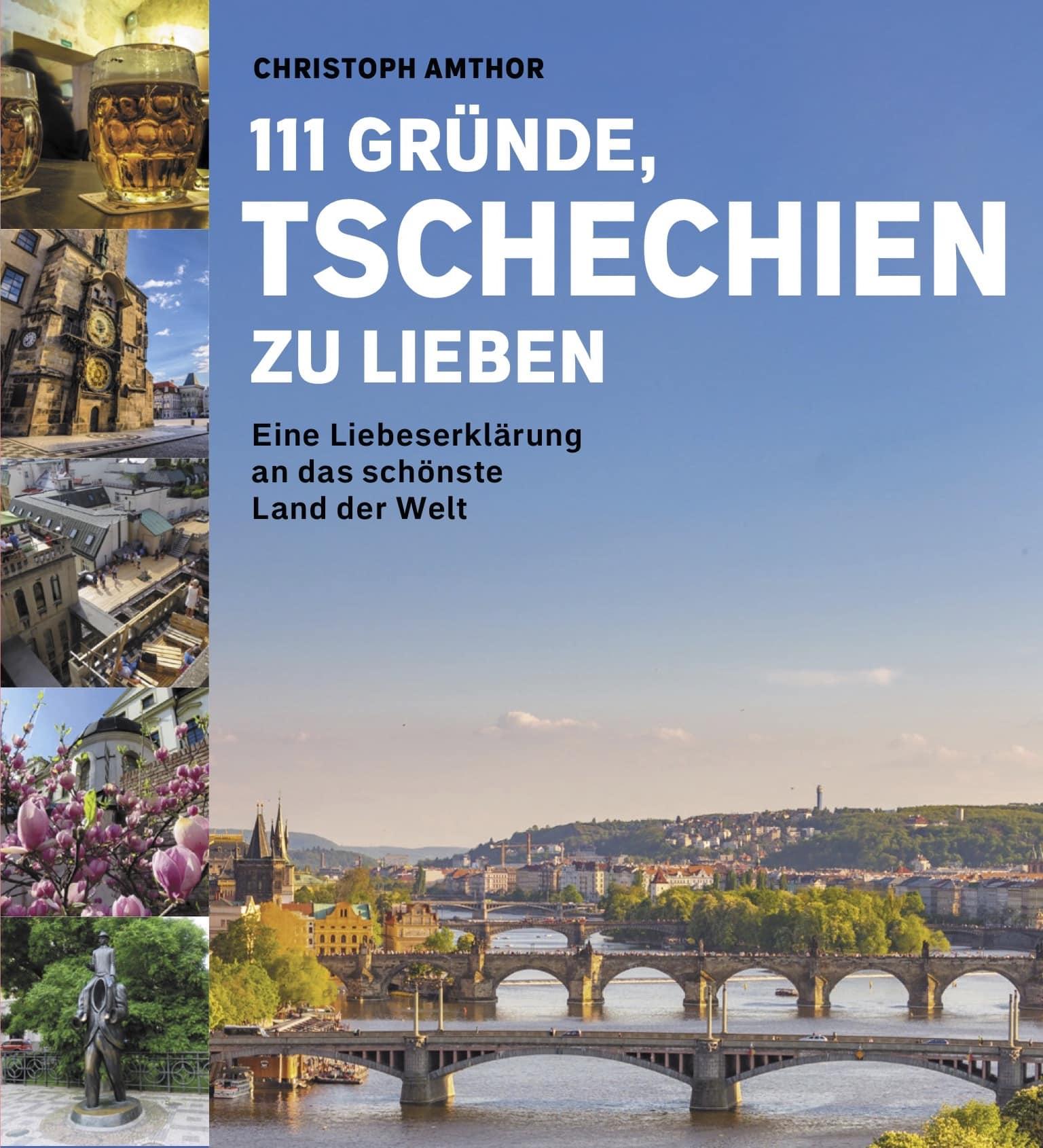 Tschechien-Buch, Einband