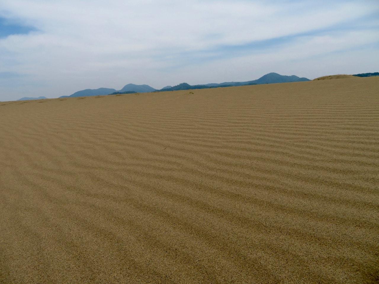 Dünen von Tottori